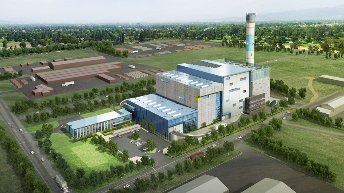 waste to energy project