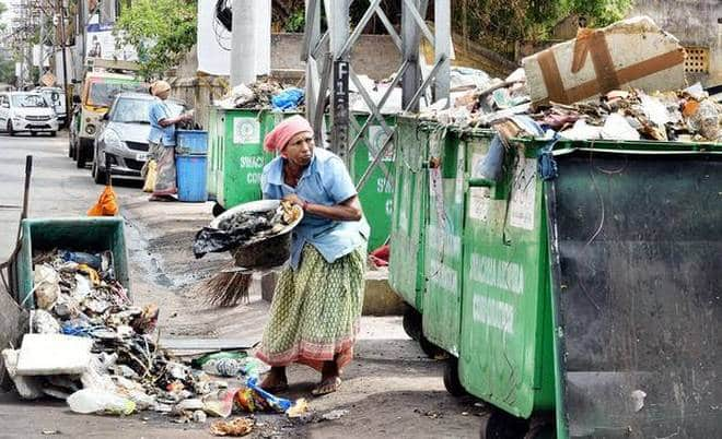 VMC targets to achieve garbage free city