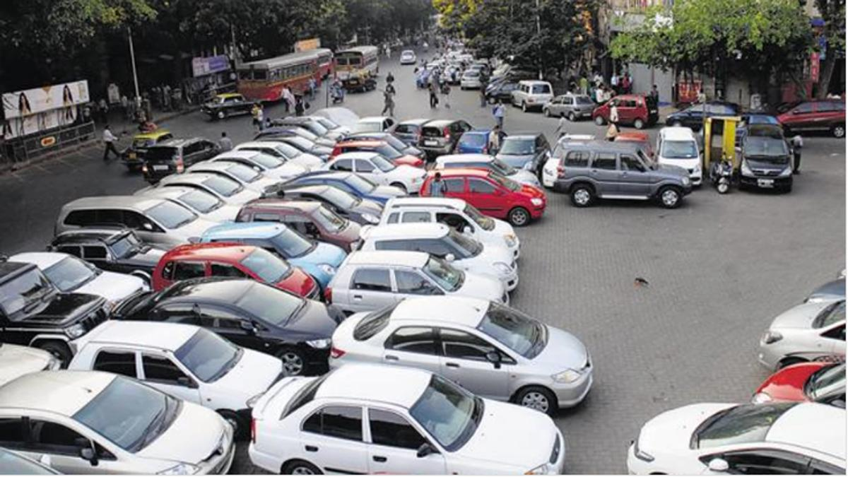 Fines for Illegal parking in Mumbai may go up