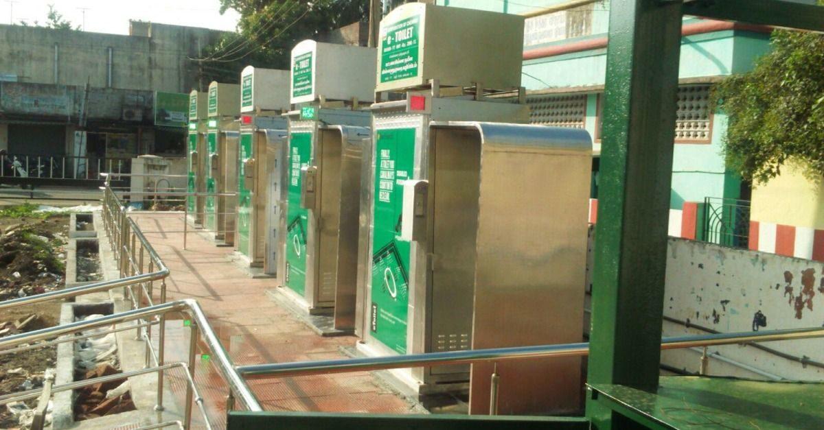 Jaipur to have smart public toilets