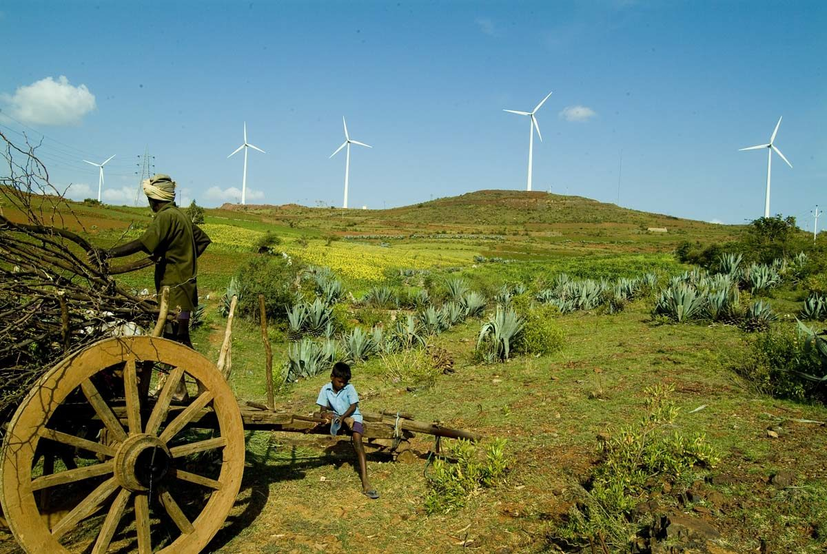 'India's- renewable- energy