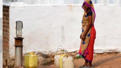 towns face water shortage