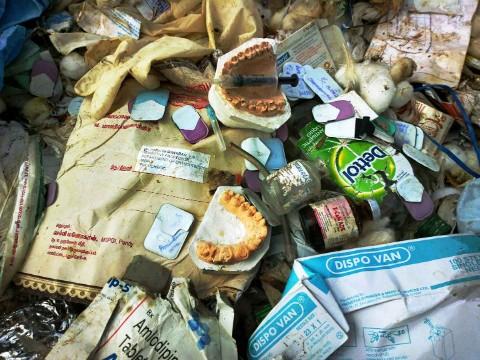 hospitals in Bathinda flouting bio-medical waste management