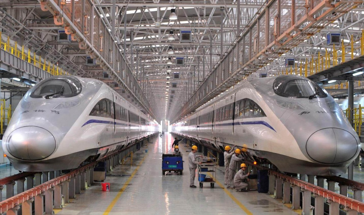 Government targets 2022 as deadline for bullet train project