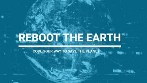 UN to organise Reboot the Earth