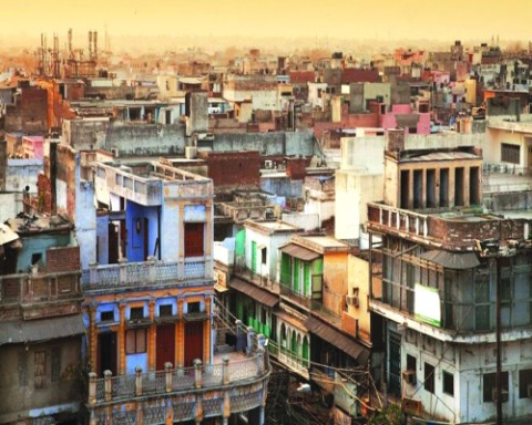 development of unauthorised colonies