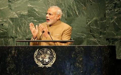 PM to launch Coalition for Disaster Resilient Infrastructure at UN Climate Summit