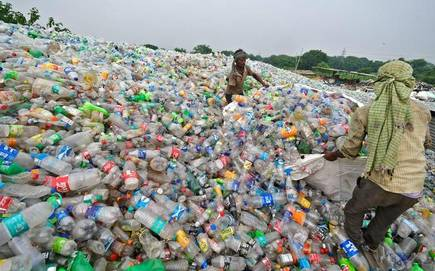India generates 9.46 million tonnes of plastic waste annually