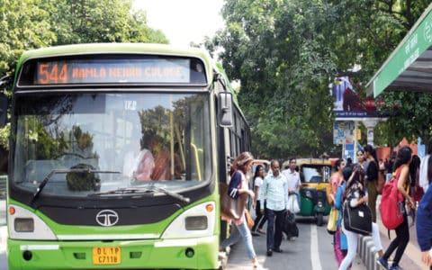Women to get free public transport in Delhi