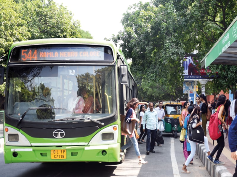Women to get free public transport in Delhi
