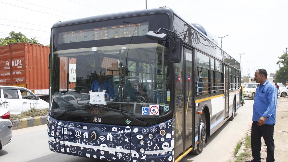 Gurugram bus service
