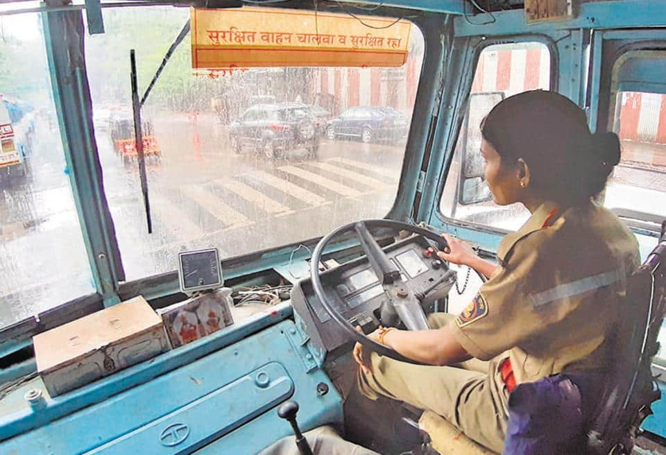 MSRTC to train and recruit 10,000 women bus drivers