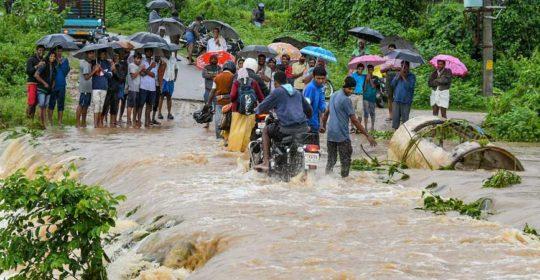 Karnataka flood death toll reaches 24