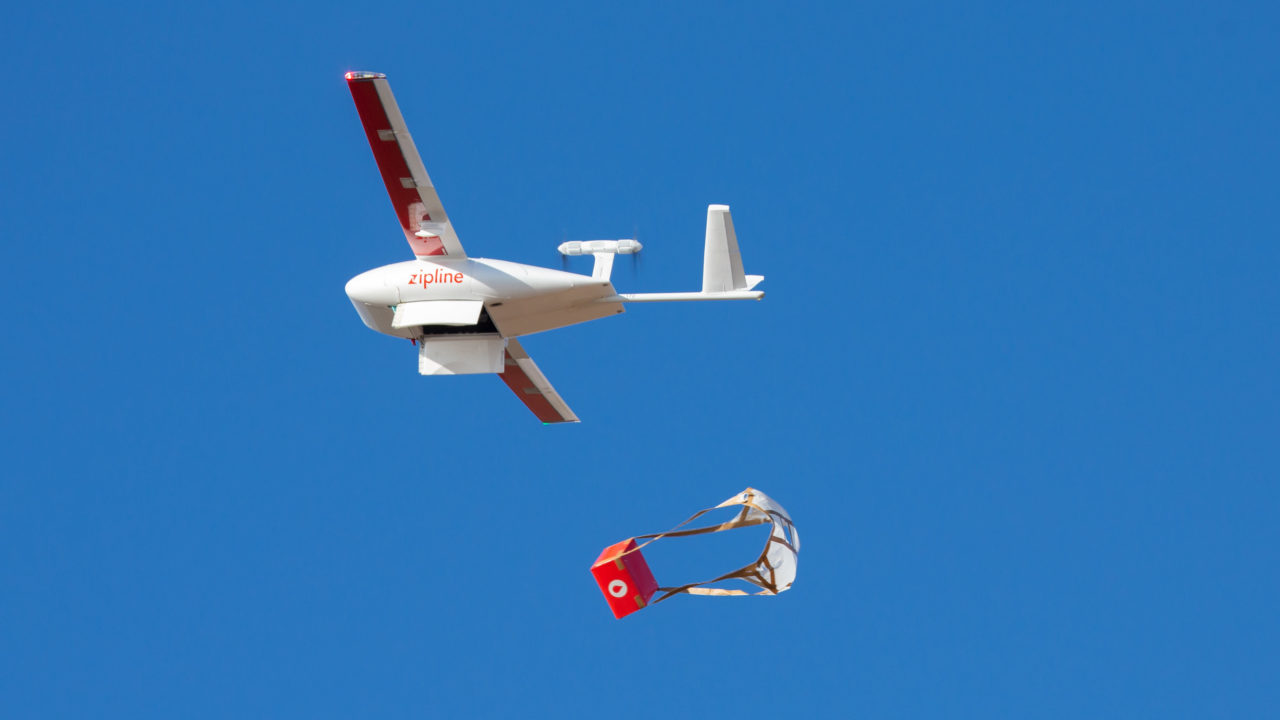 Maharashtra to distribute emergency medical supplies using drones