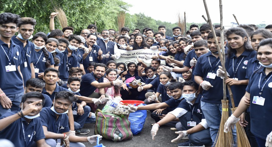PepsiCo India achieves 100% PET recycling milestone in Maharashtra, organises 'Nagpur Cleanathon'