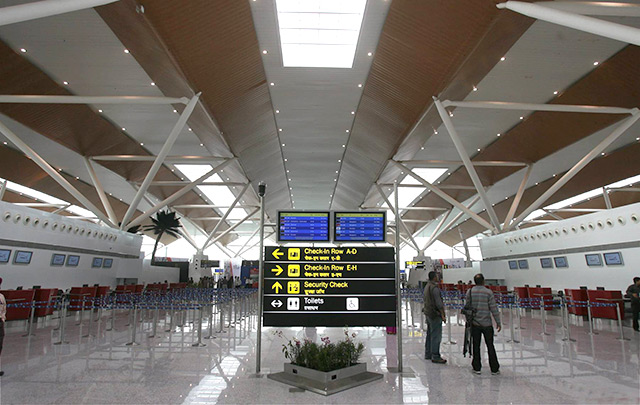 IGI Airport installs systems for facial recognition on trial basis