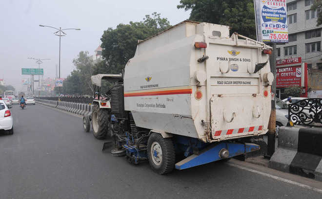 Haryana to get road cleaning machines