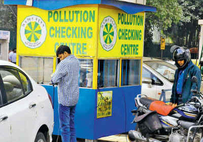Bihar government launches pollution-testing van to deliver PUC certificates at doorsteps