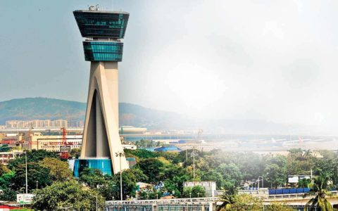 Delhi's IGI Airport gets nation's tallest ATC tower
