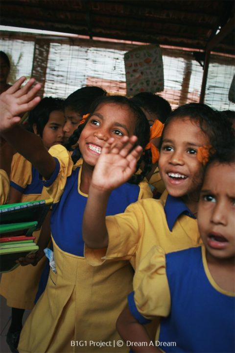 MCGM launches 'Smiling Schools Project' aimed at mental wellness of children