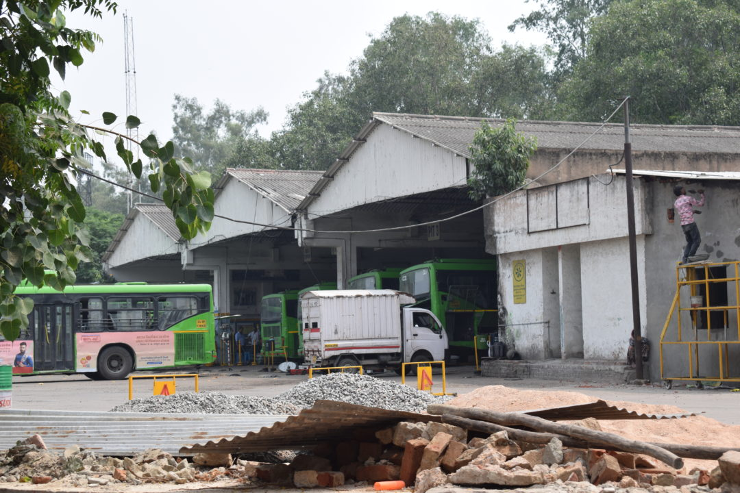 Public PUC centers opened in Delhi state owned Bus depots