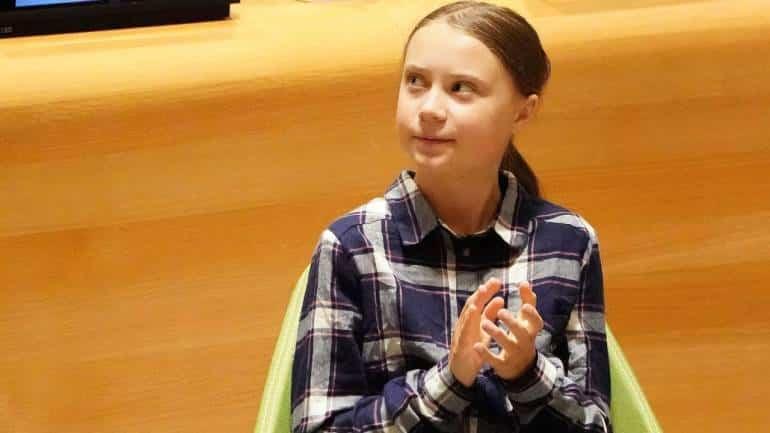 """Sweden's """"Alternative Nobel Prize"""" for Greta Thunberg"""