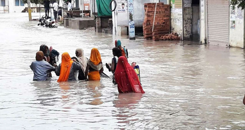 Severe floods in Rajasthan, CM Gehlot promises relief