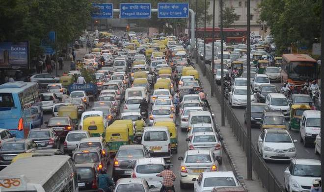 IIT Delhi team to monitor impact of vehicle rationing on pollution levels