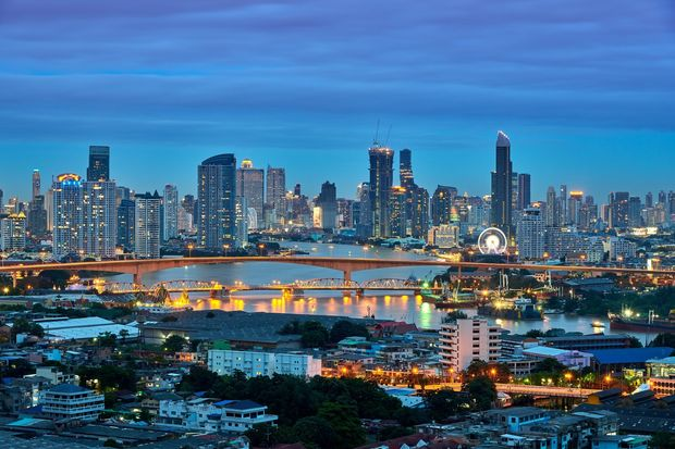 Bangkok world's most visited city for the 4th consecutive year