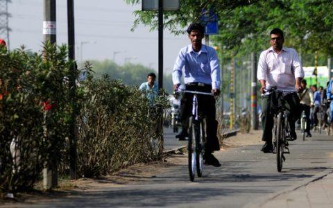 DDA to build 33-km dedicated corridor for pedestrians, cyclists