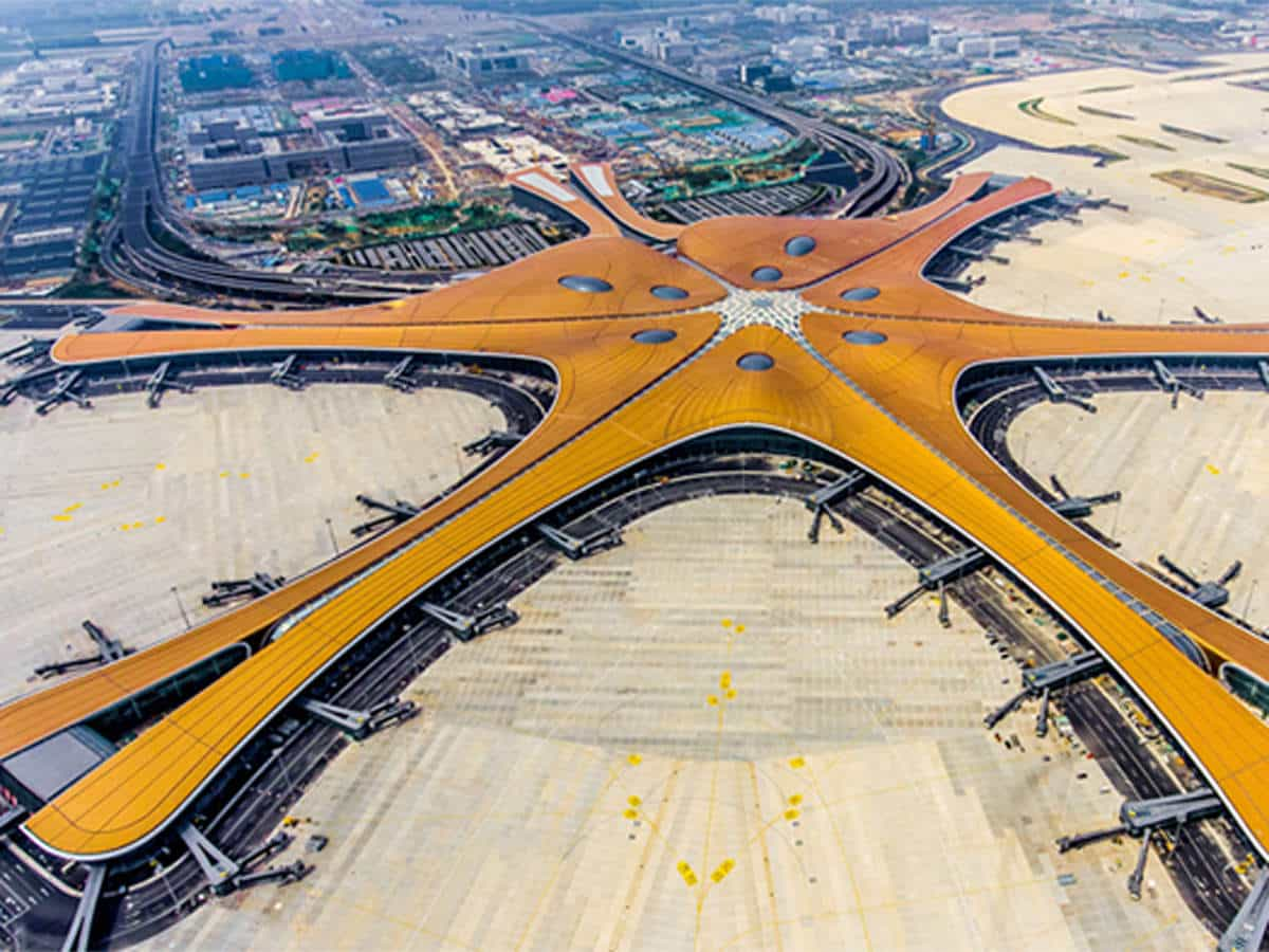 Jingping inaugurates multi-billion-dollar airport in south Beijing