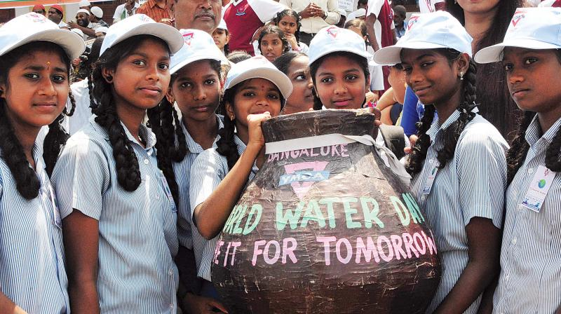 Karnataka govt schools to educate students about water conservation