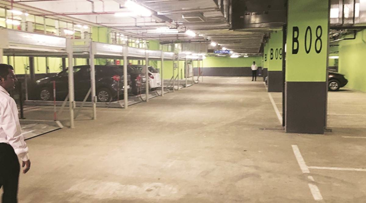 Gurugram to get two multilevel car parks soon