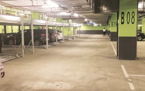 Gurugram to get two multilevel car parks soon