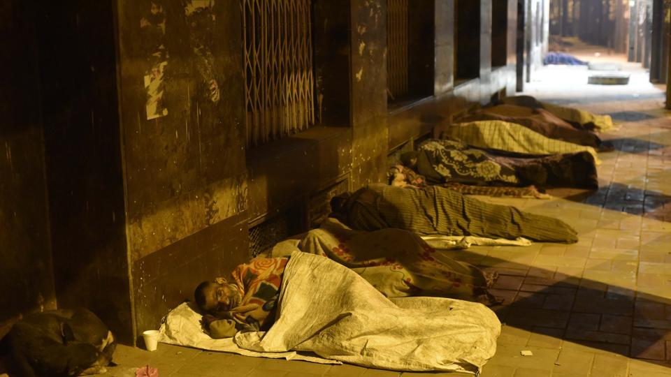 "20 Indian cities to join ""World's Big Sleep Out"" to raise money for homeless"