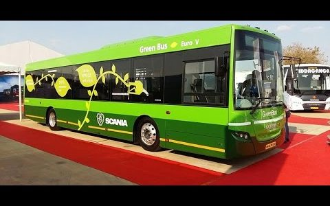 NMC launches electric buses for women