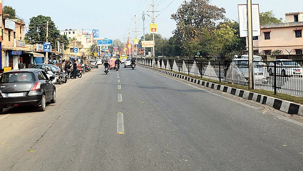 Jharkhand government sanctions Rs 10 cr for revamping roads in Ranchi