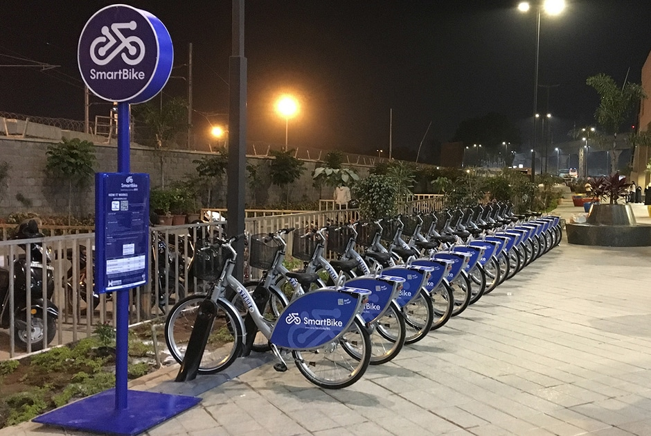 Jamshedpur, Dhanbad to get app-based smart cycle service by 2020
