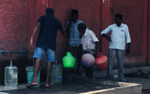 Chennai taking steps towards sustainable water management