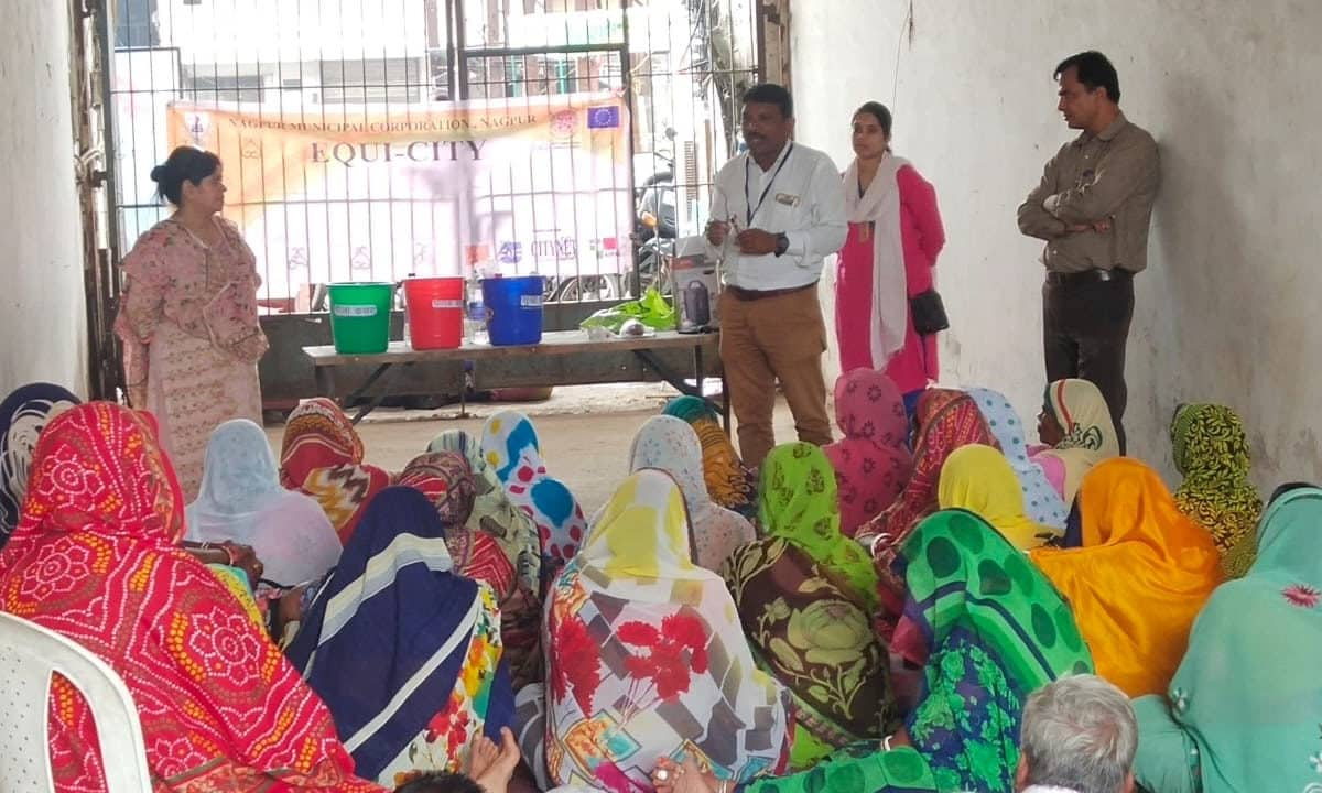 Equi-City conducts campaigns on waste segregation, plastic ban