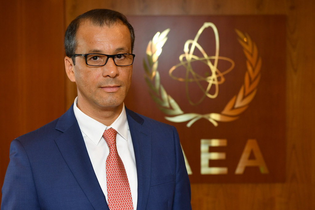 Nuclear power can be boon in fighting climate change: DG IAEA