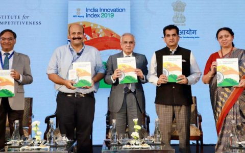 Delhi tops Niti Aayog's Innovation Index across India