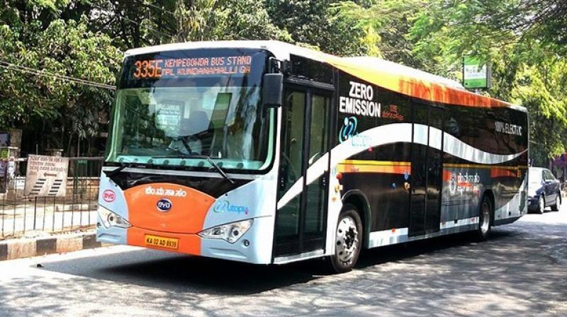 DMRC to procure 100 e-buses to enhance last mile connectivity