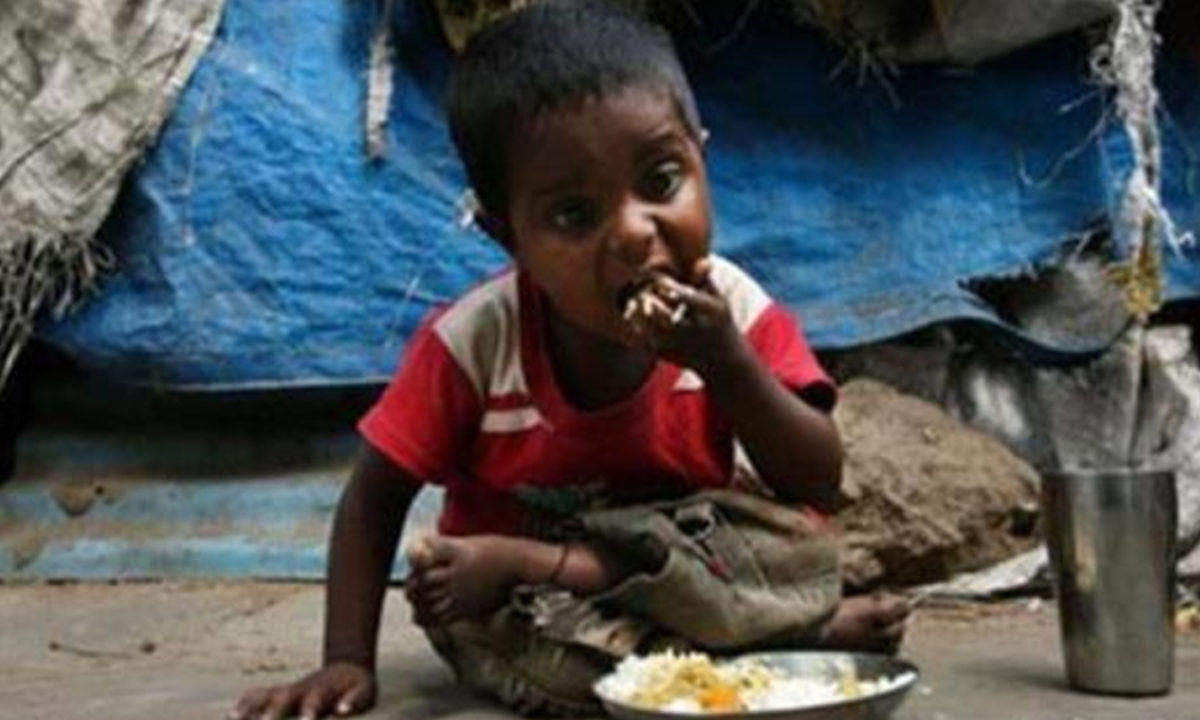 India slips to 102 in Global Hunger Index