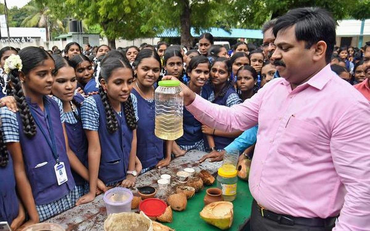Students as health ambassadors to spread awareness on dengue prevention