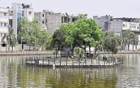 Delhi's Naini lake to be turned into a tourist attraction soon