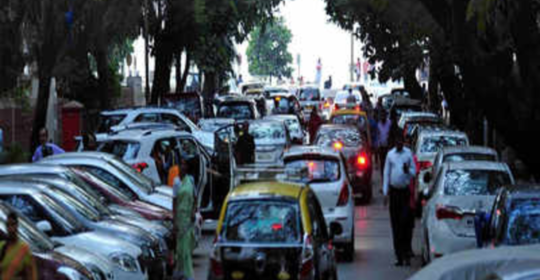 Parking spaces to be reserved for e-vehicles in Delhi