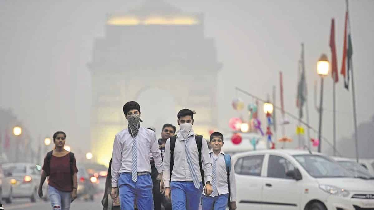 'Very poor' AQI in Capital, situation to worsen in coming 2 days