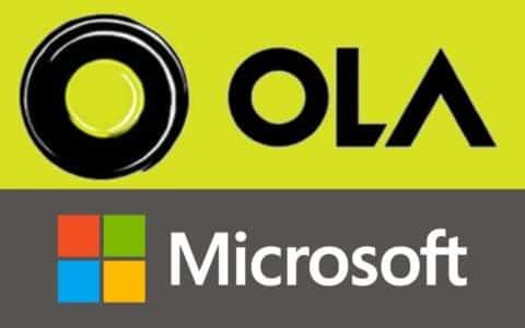 Ola, Microsoft partners to analyse Delhi's air quality