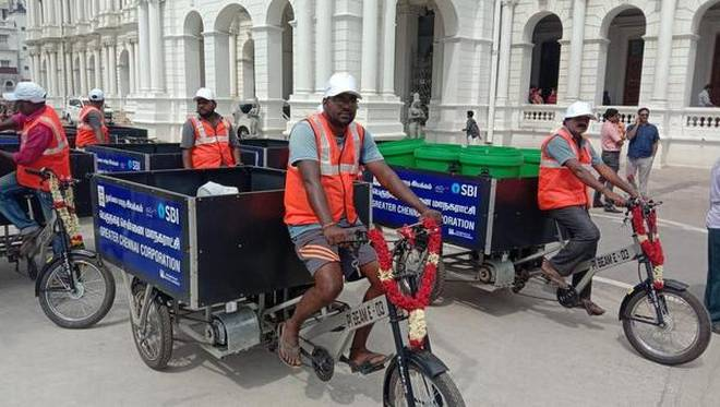 Tricycles to collect waste from doorsteps: GCC